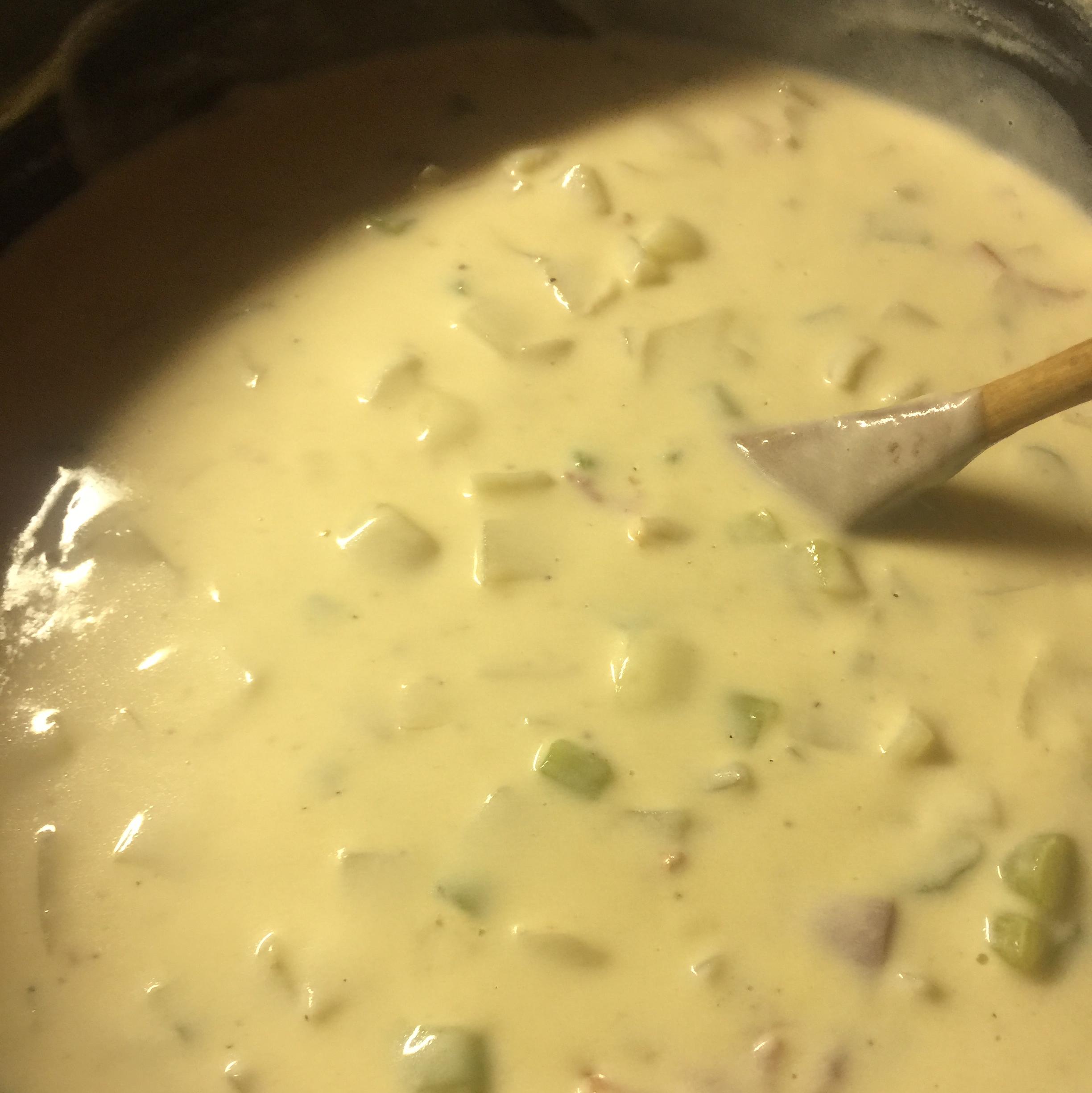 Loaded Potato Soup I