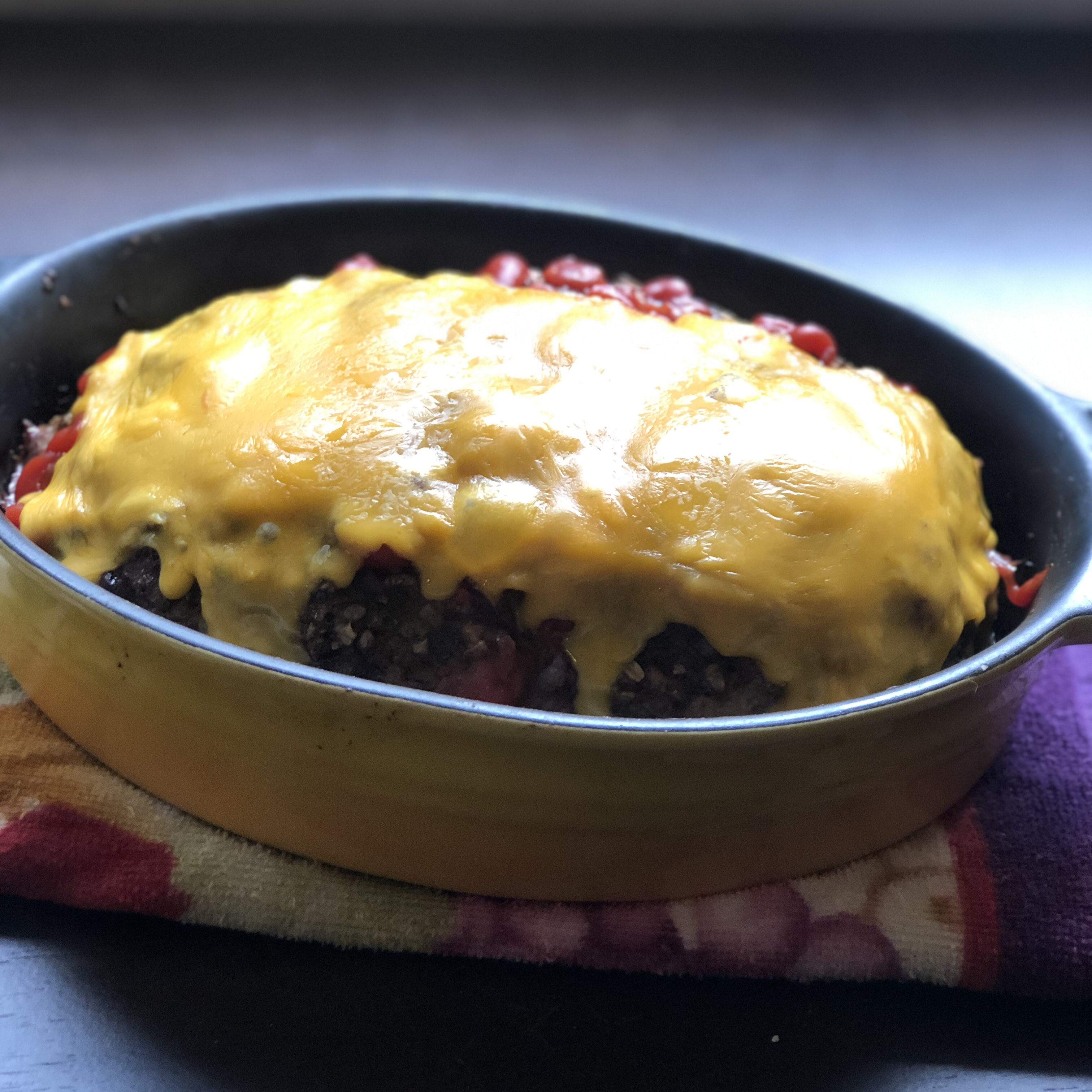 All American Meatloaf Tish Lovisone