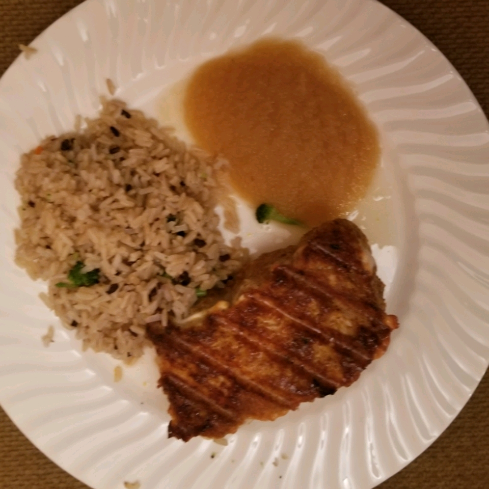 Parmesan-Crusted Pork Chops