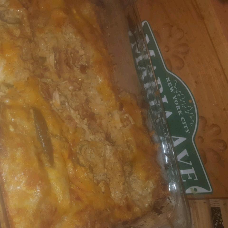 Turkey Cream Cheese Enchiladas Nadja Surreal