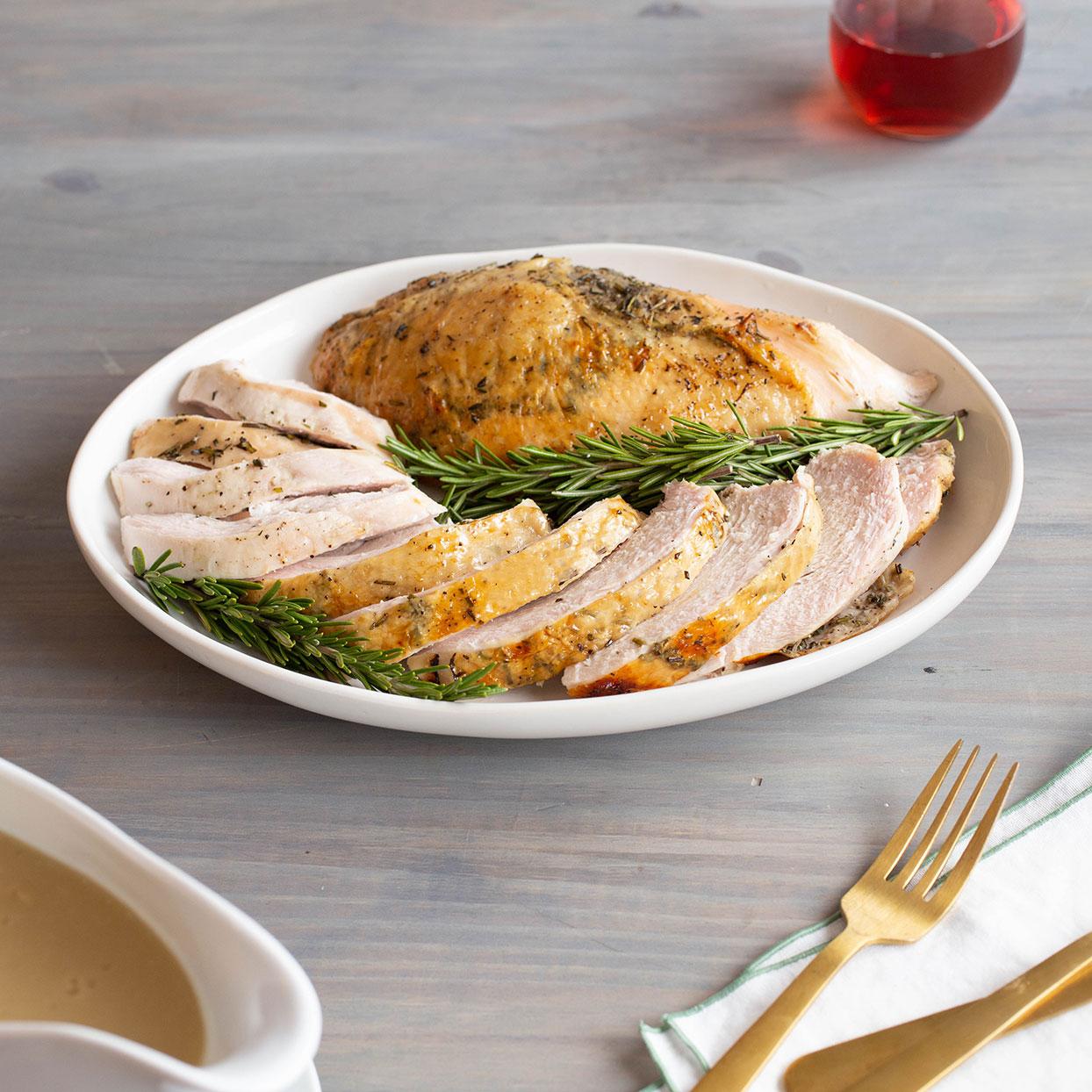 Slow-Cooker Turkey Breast Casey Barber