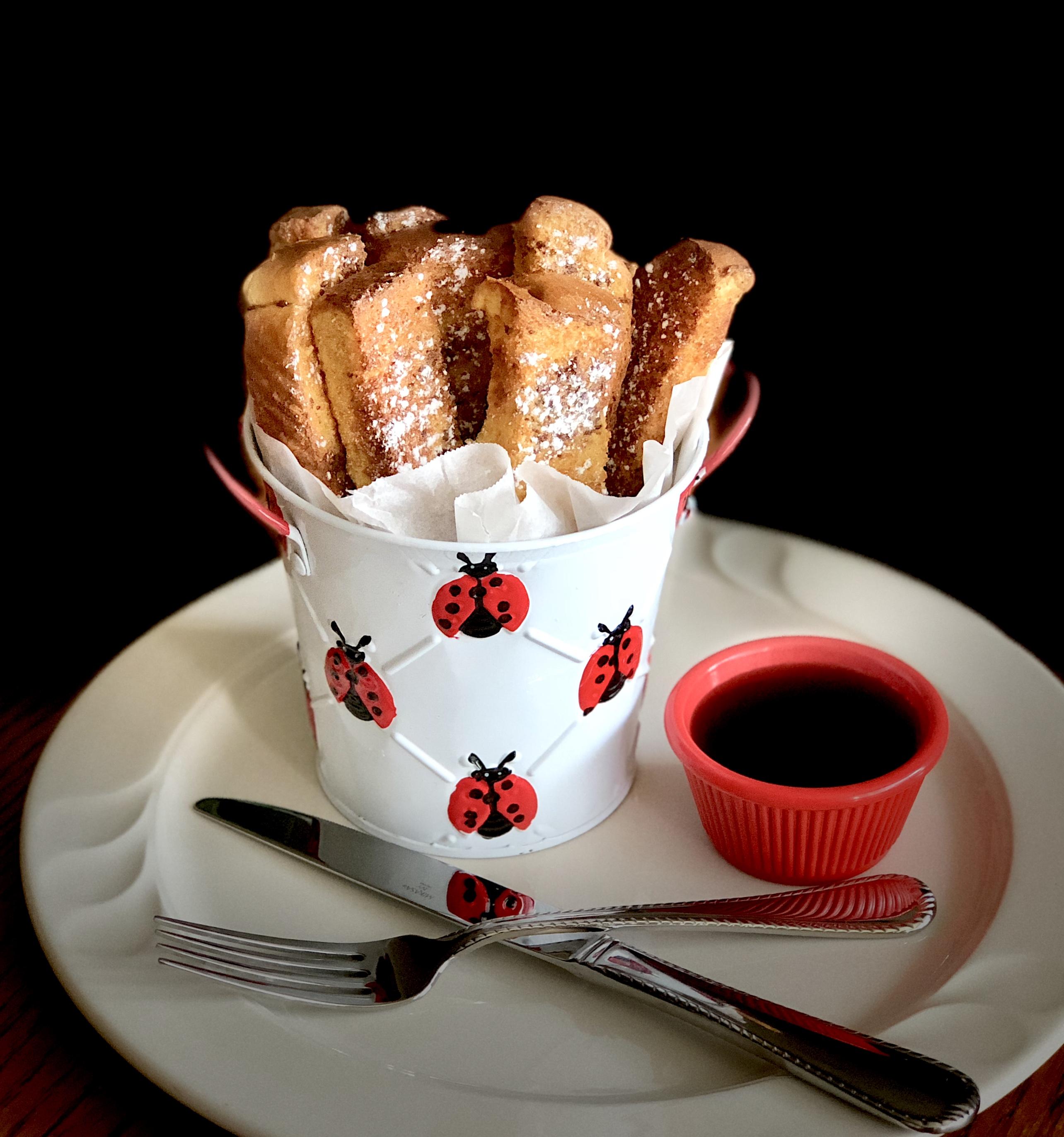 Air Fryer French Toast Sticks Yoly