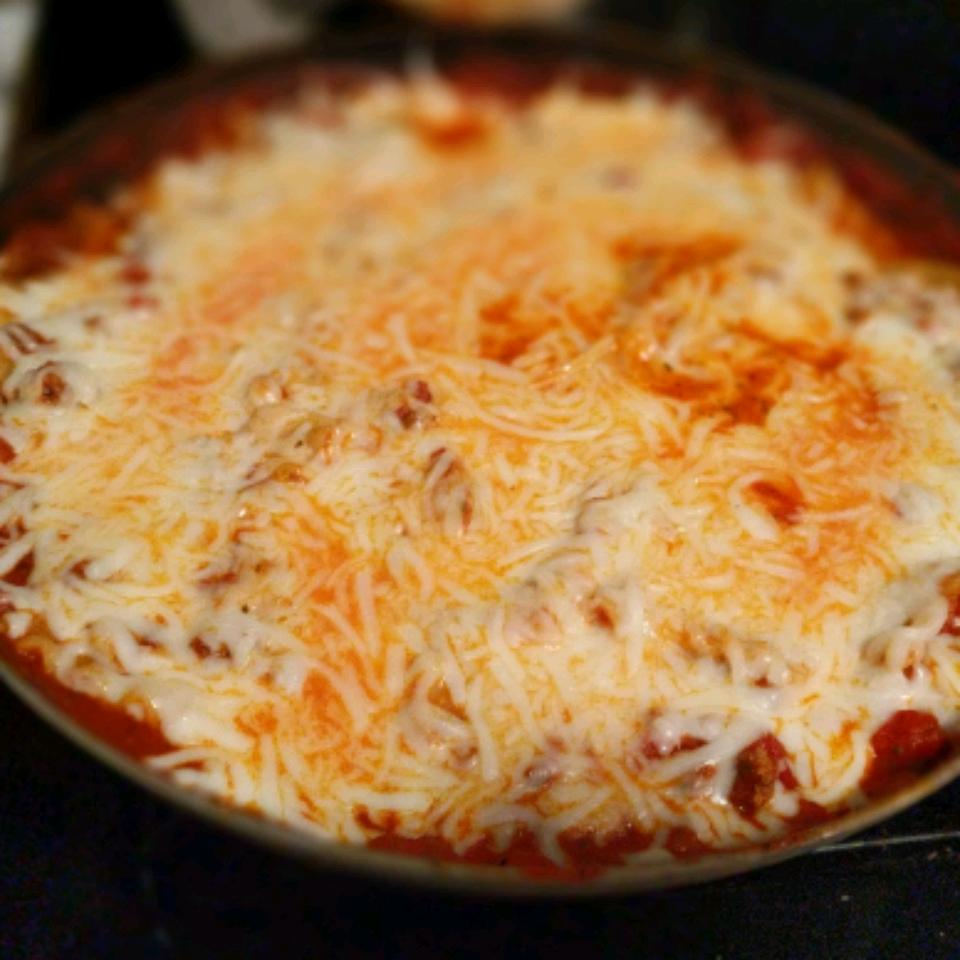 Skillet Lasagna sunshinesiren