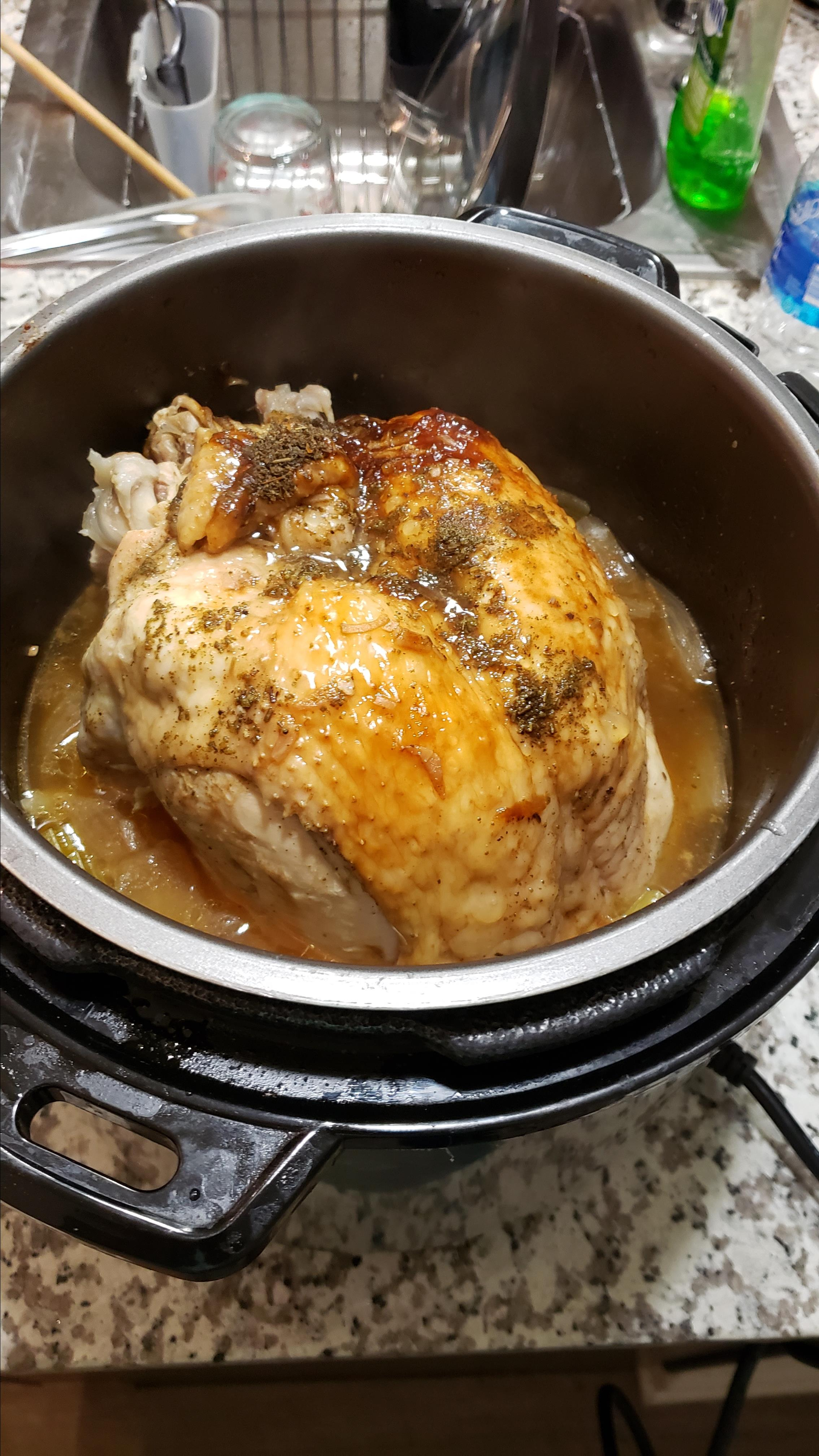 Instant Pot® Turkey Breast Murff