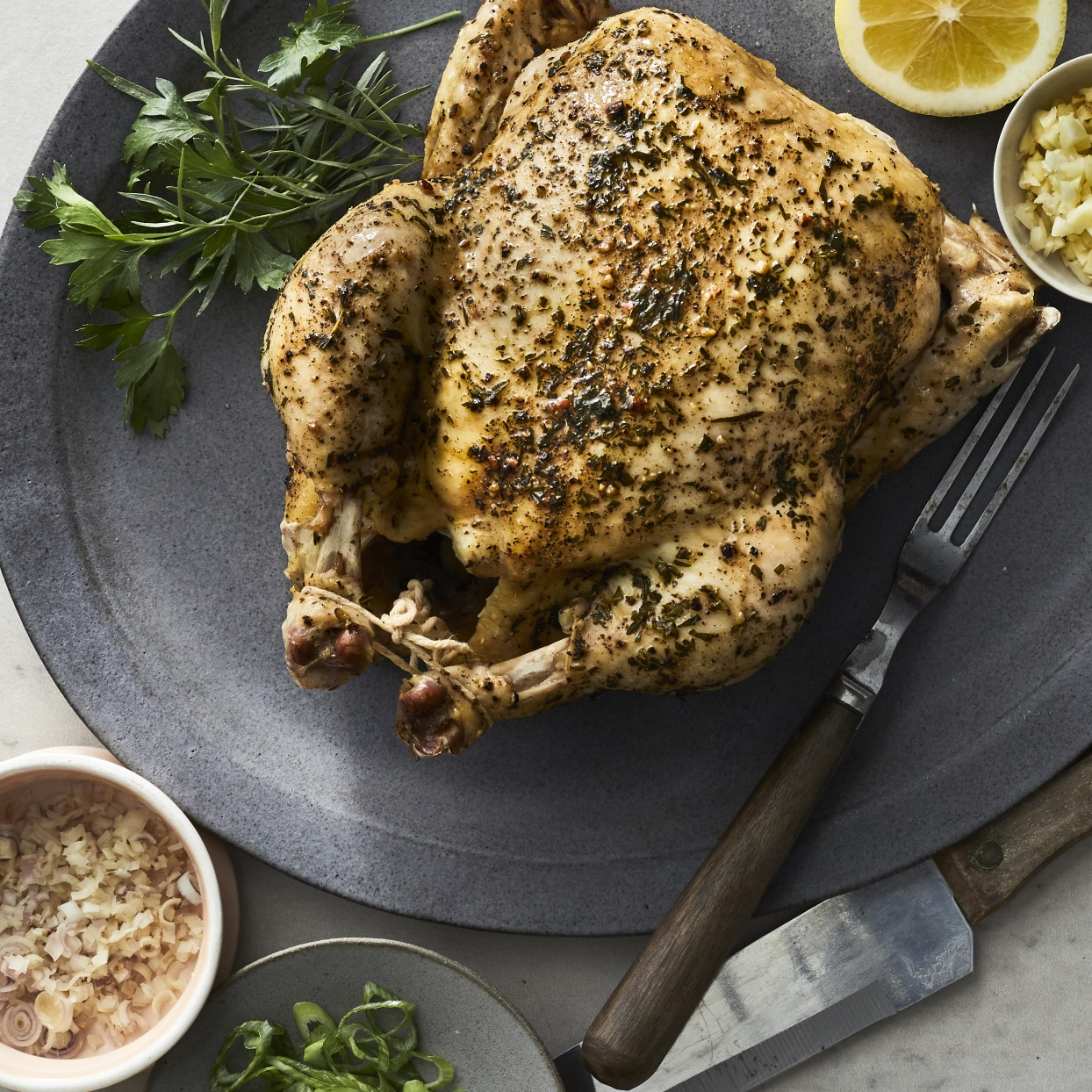 Instant-Pot Whole Chicken Adam Hickman
