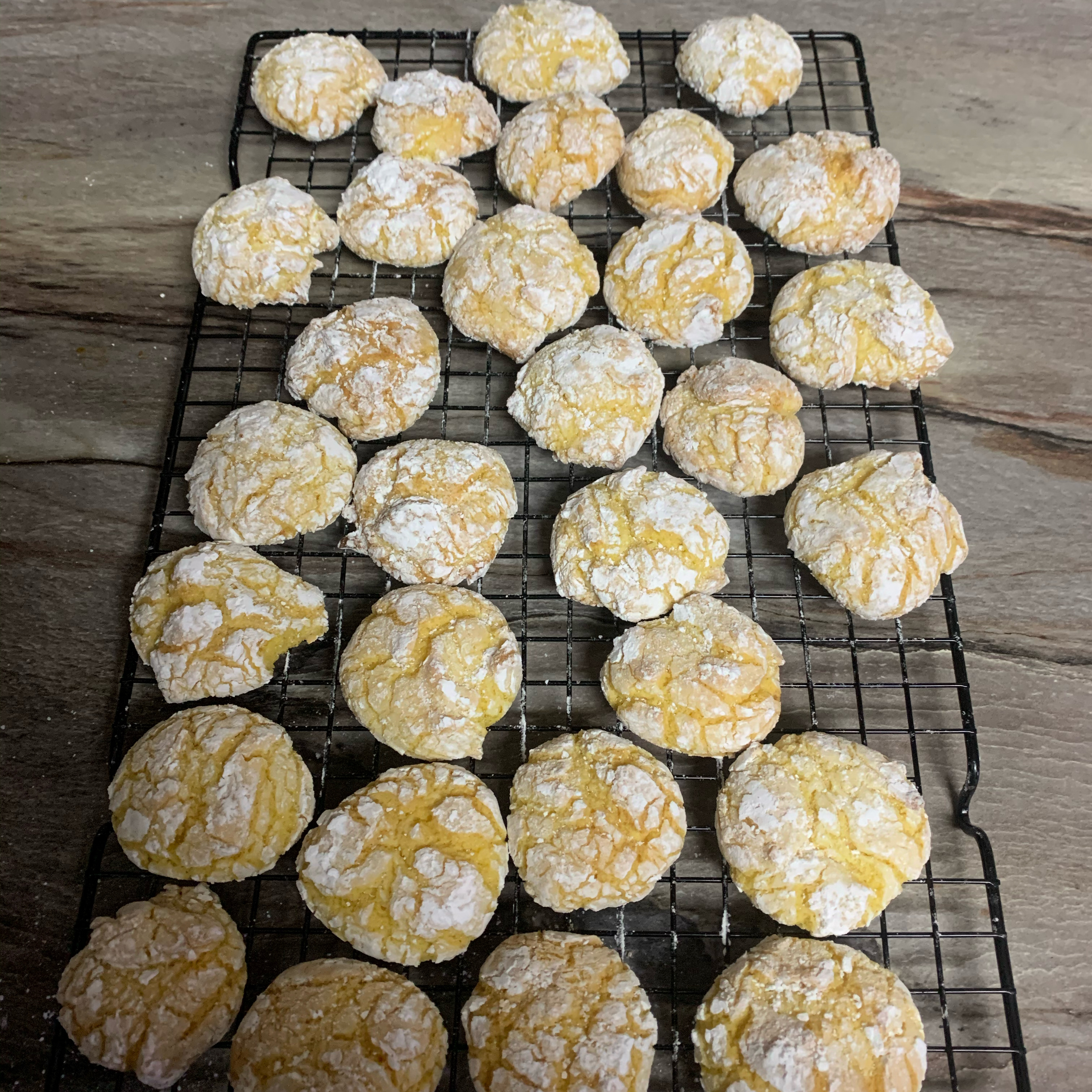 Easy Lemon Cookies JL NotHere