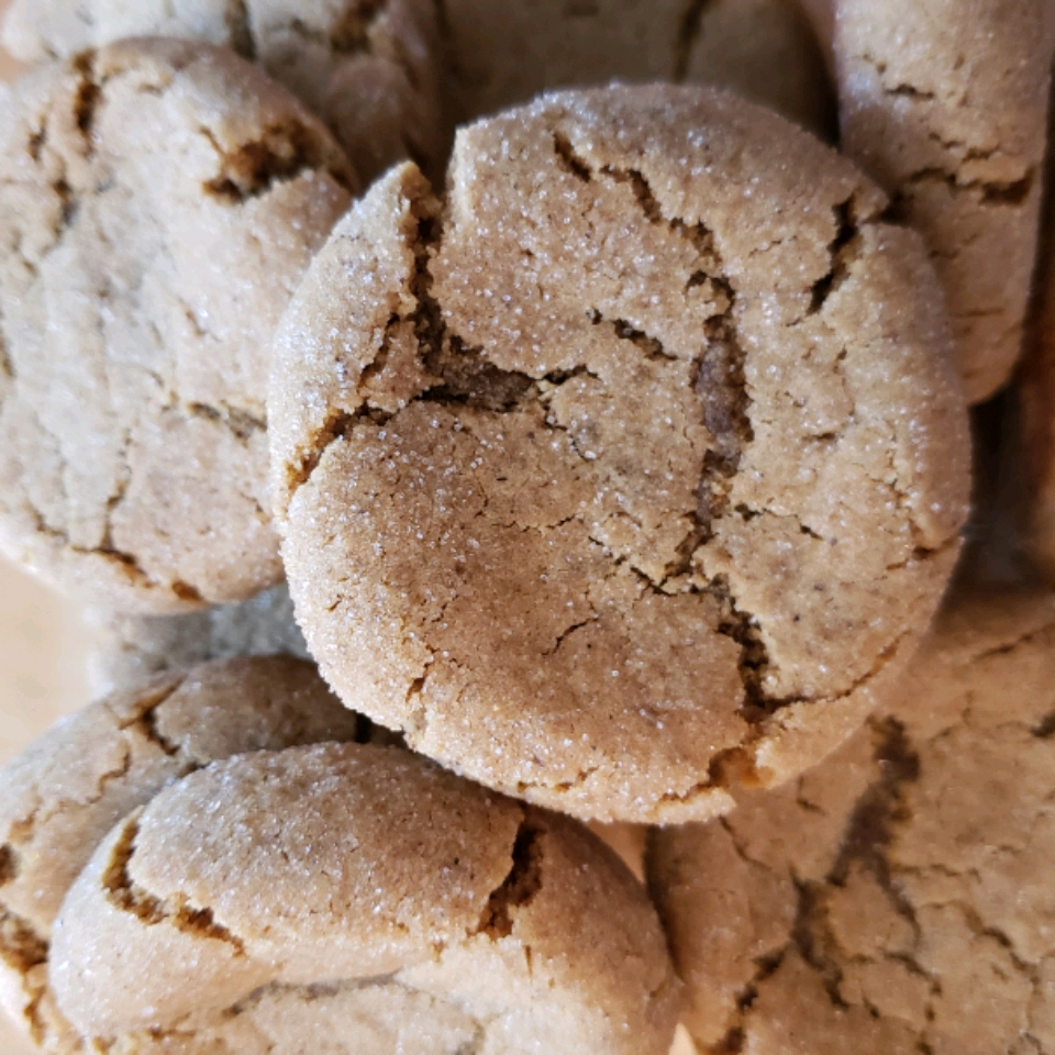 Ginger and Spice Cookies Lori Bartley