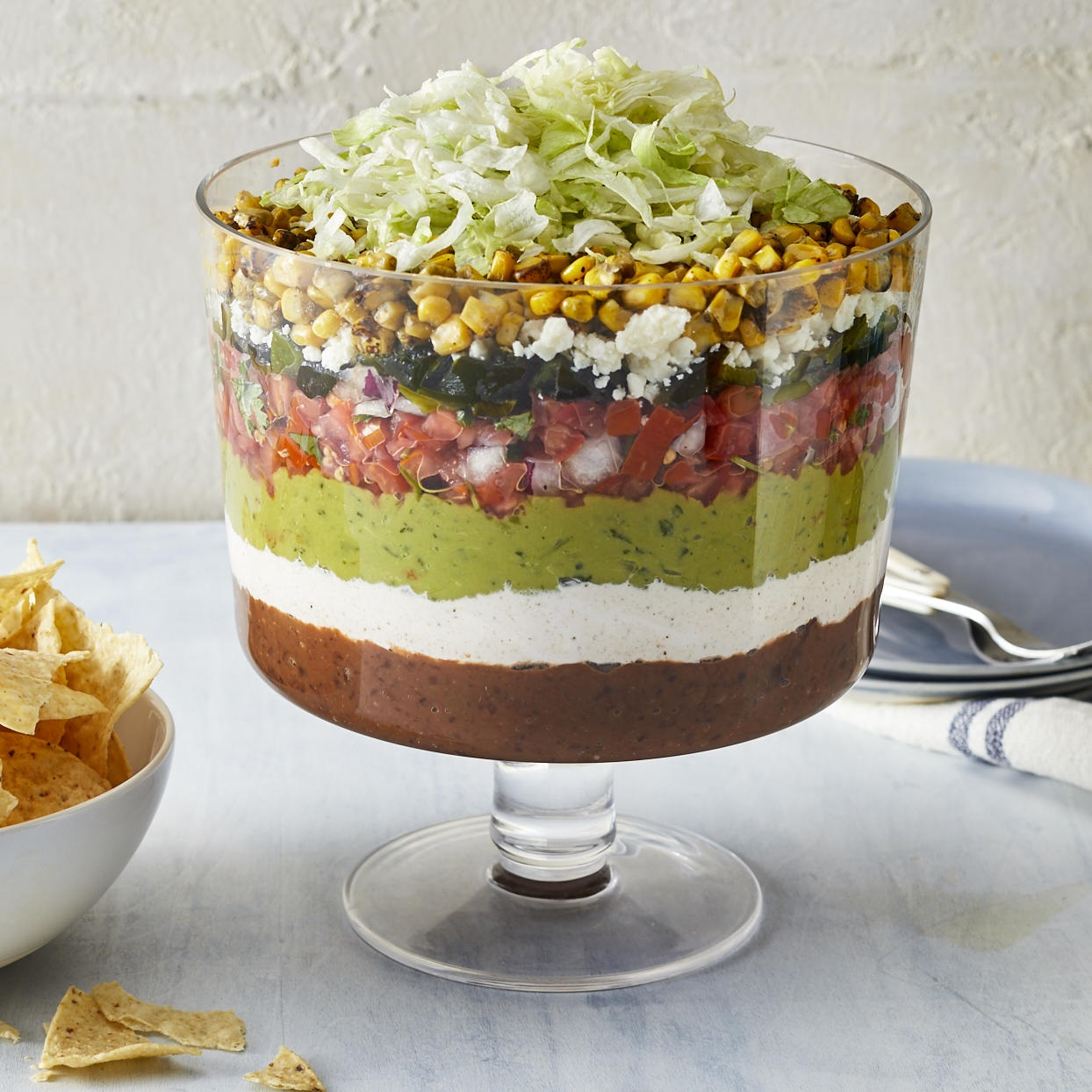 8-Layer Bean Dip Julia Levy