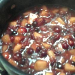 Killer Cranberry Chutney SuperDeeLyte