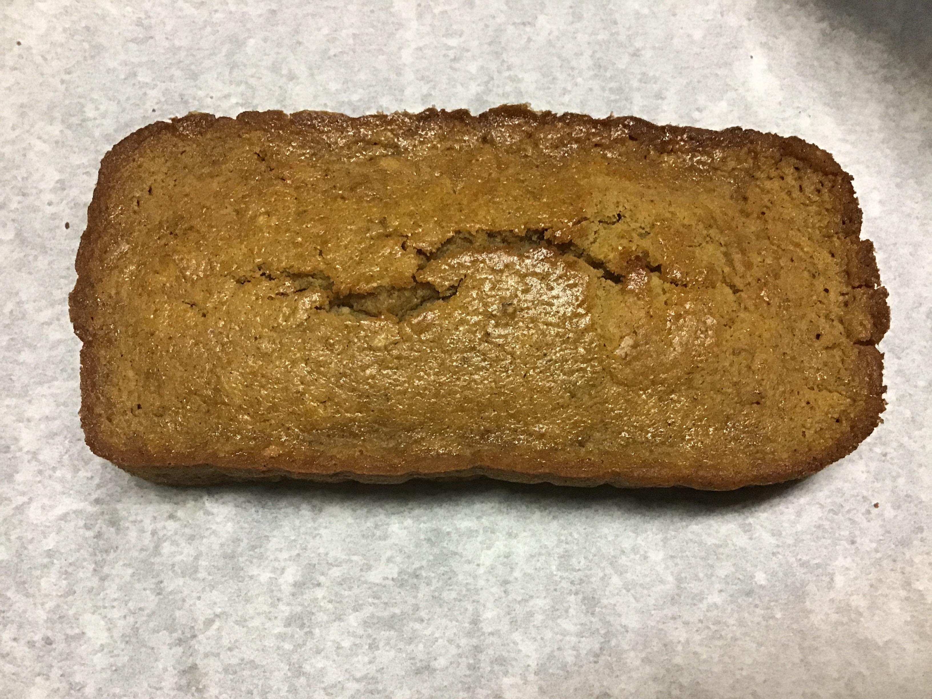 Pecan Sweet Potato Bread