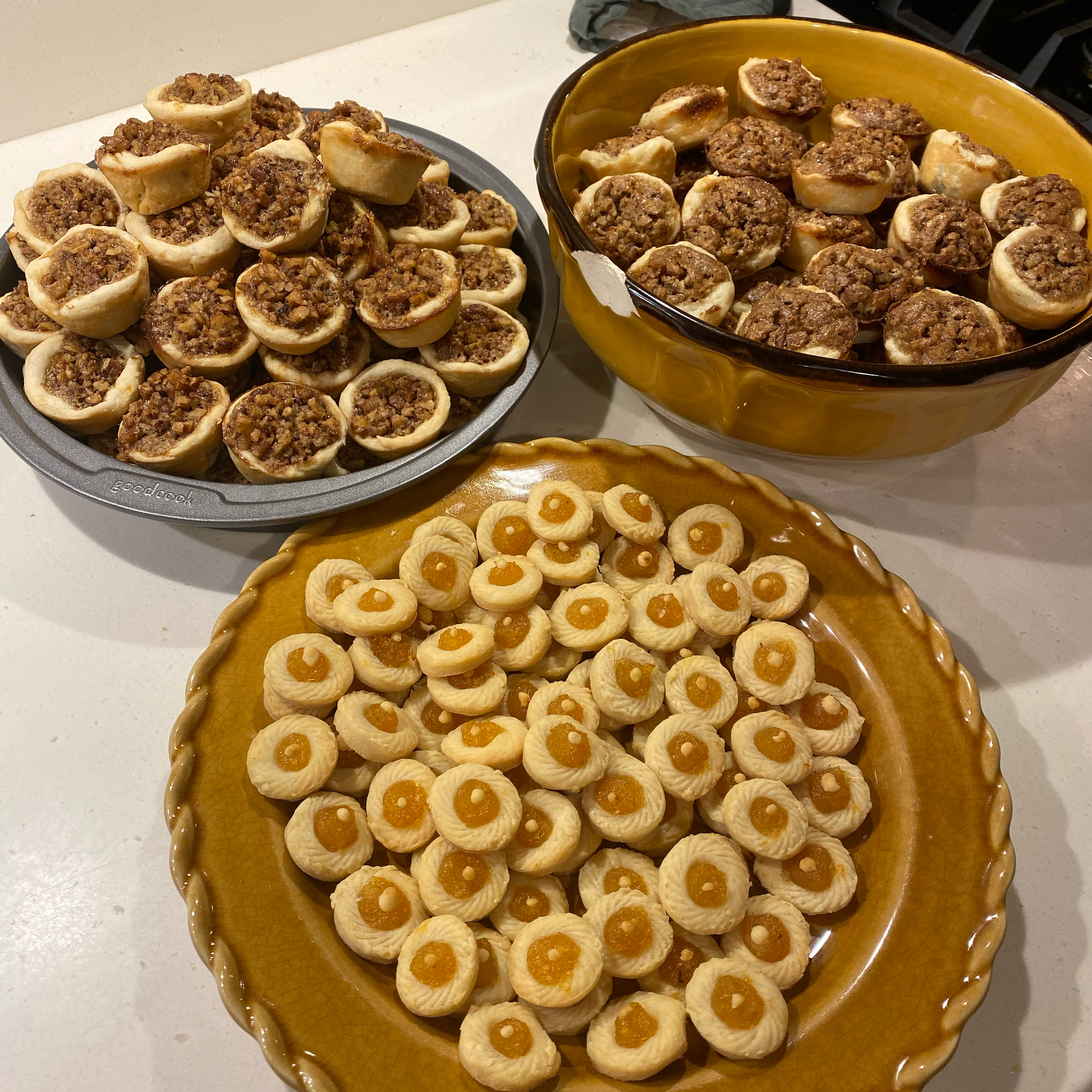 Pecan Pie Tarts Nes Ahmed