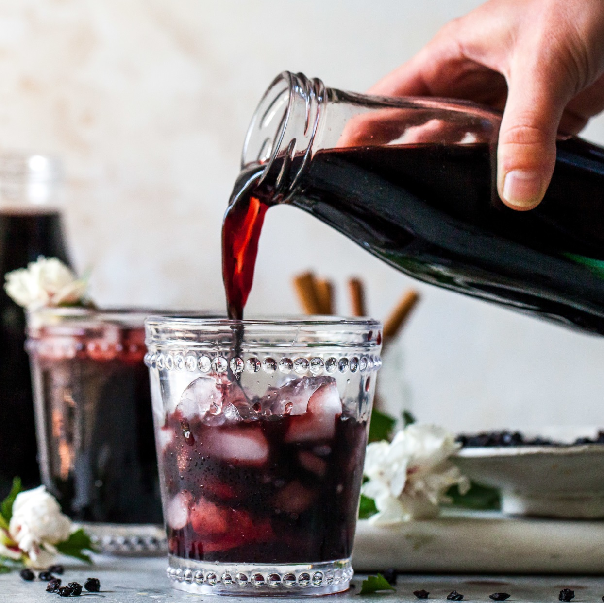 Homemade Elderberry Syrup Trusted Brands