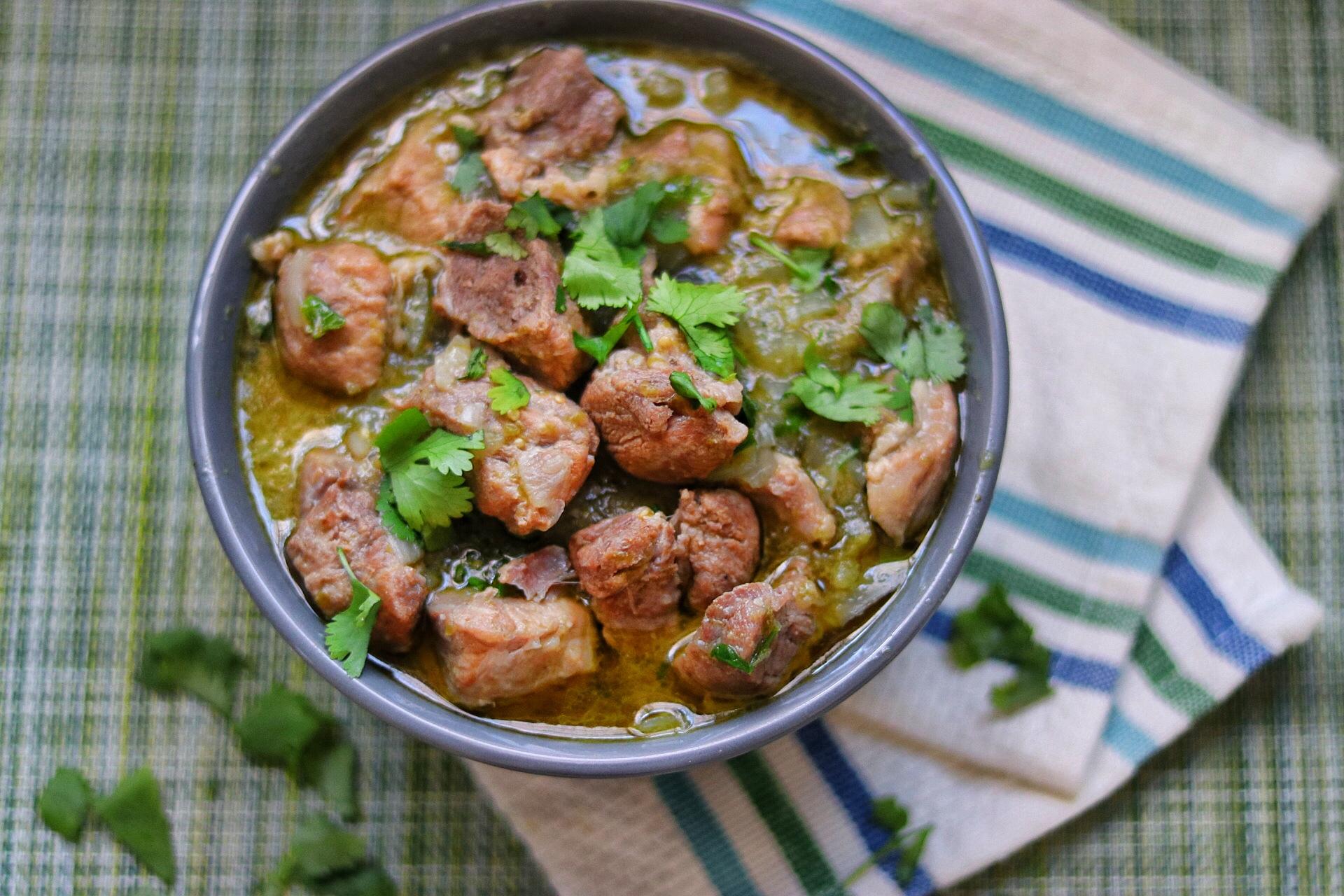 Instant Pot® Chile Verde