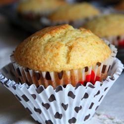 Mennonite Orange Muffins