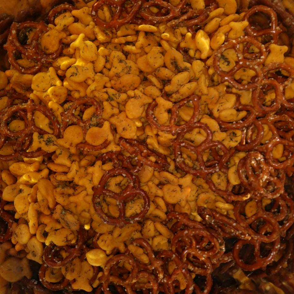 Ranch Pretzels and Goldfish RaeP