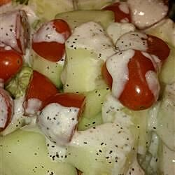pepper parmesan dressing recipe