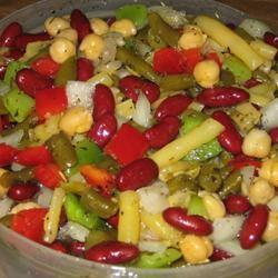 Super Duper Bean Salad *~Lissa~*