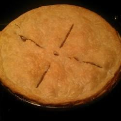 No-Added-Sugar Apple Pie