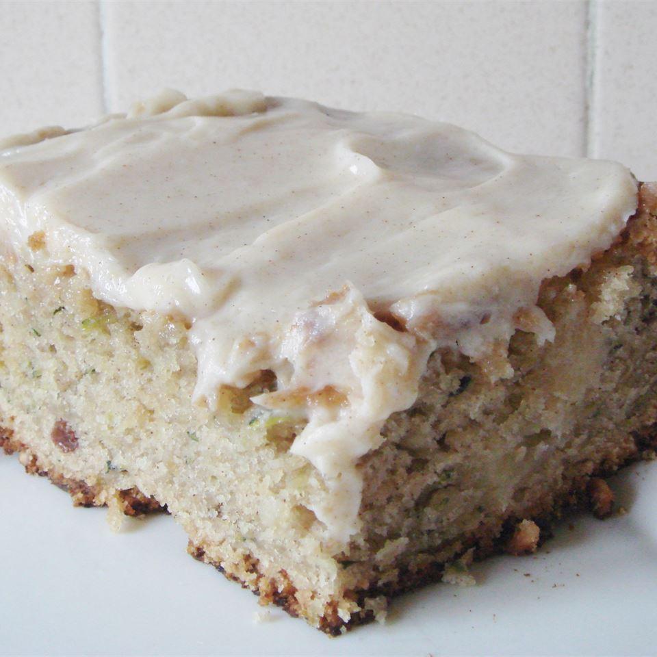 Zucchini Cake III