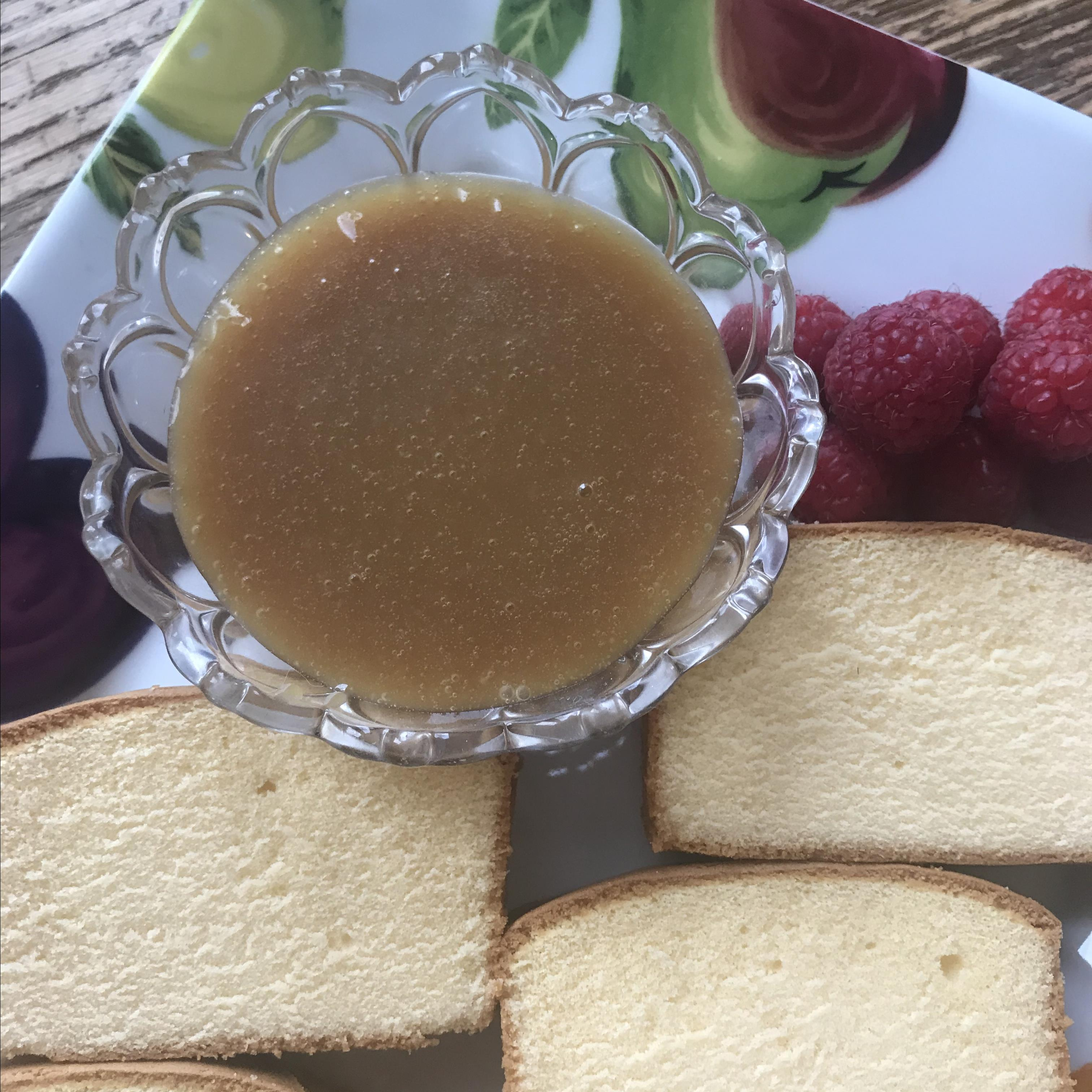 Hot Buttered Rum Sauce snw716