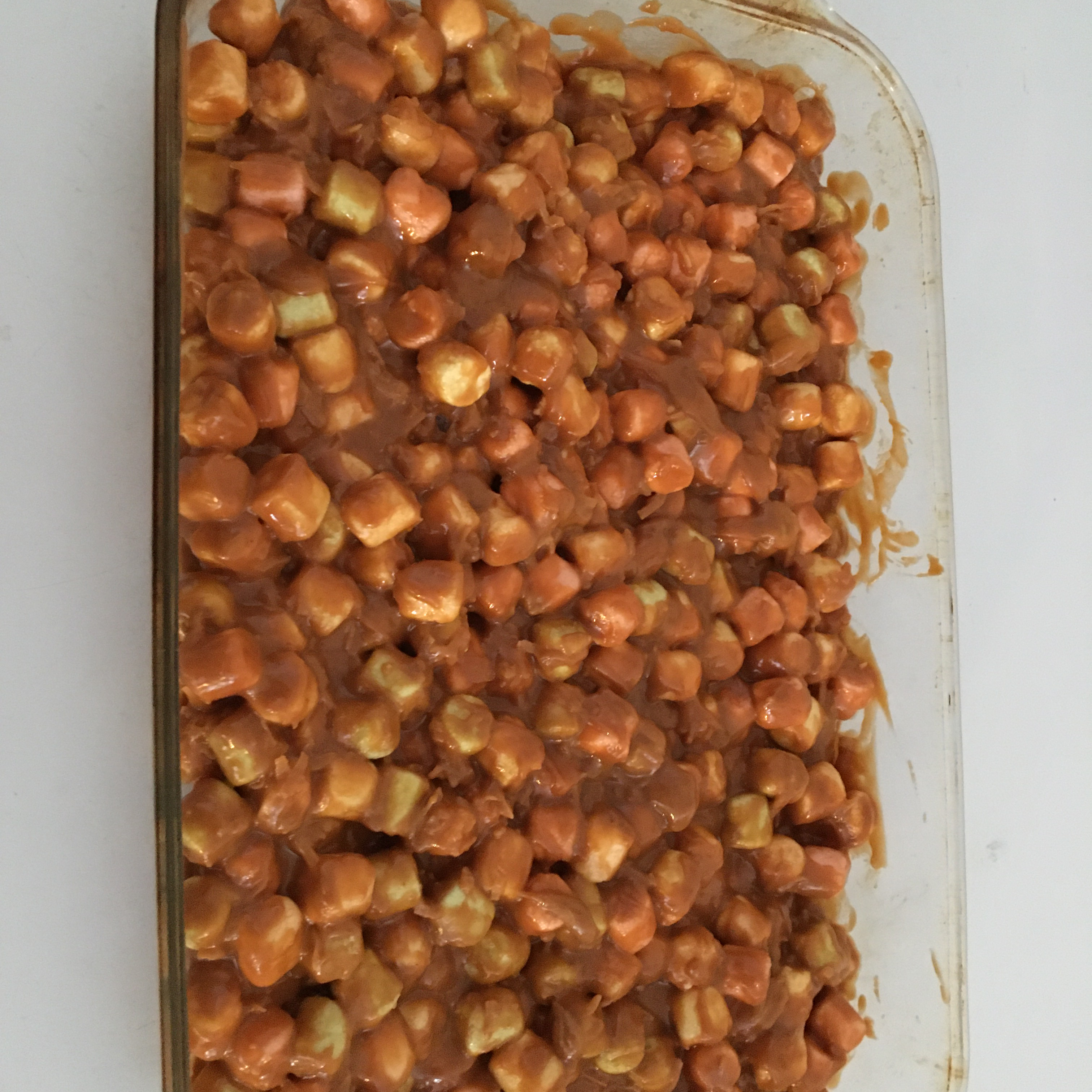 Peanut Butter Marshmallow Squares Jean Stassen