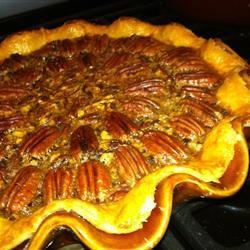 Chocolate Bourbon Pecan Pie Ms. SassyRoo