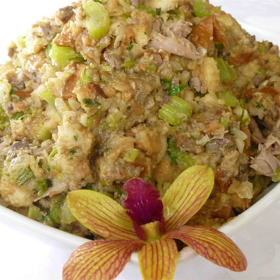 Bread and Celery Stuffing