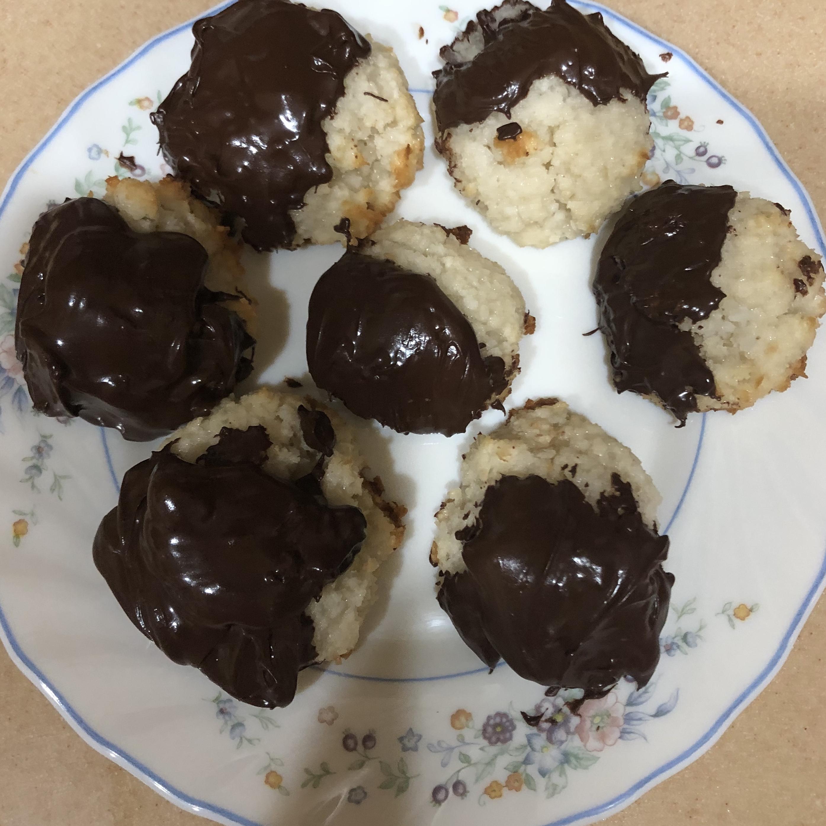 Perfect Coconut Macaroons Bren R