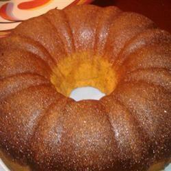 Orange Cake Tasha