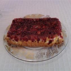 Cranberry Pecan Cake HKR