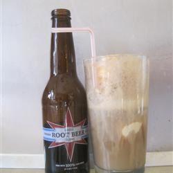 Gourmet Root Beer Float