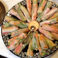Vietnamese Salad Rolls RALWATTAR
