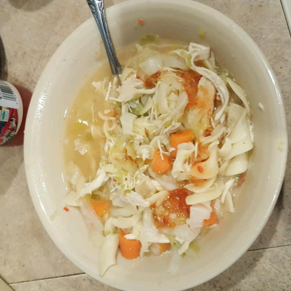 Thai Chicken Cabbage Soup John Burton