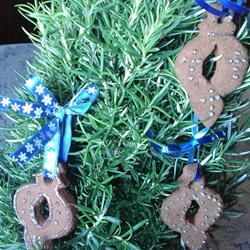Non-Edible Cinnamon Ornaments JimmyandNancy Long