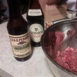 Juicy Deer and Bacon Burgers Mrs. Garten