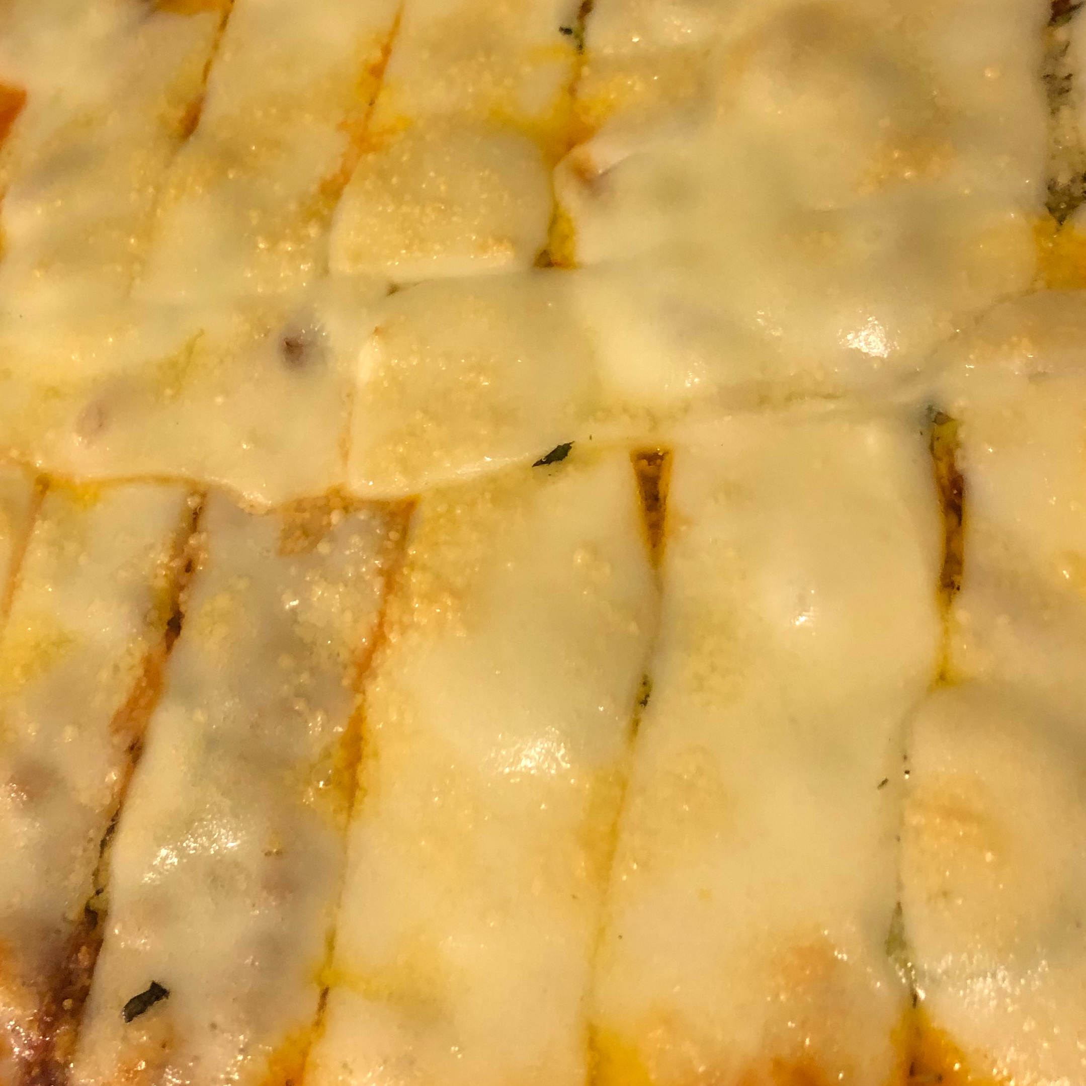 Butternut Squash and Beef Lasagna