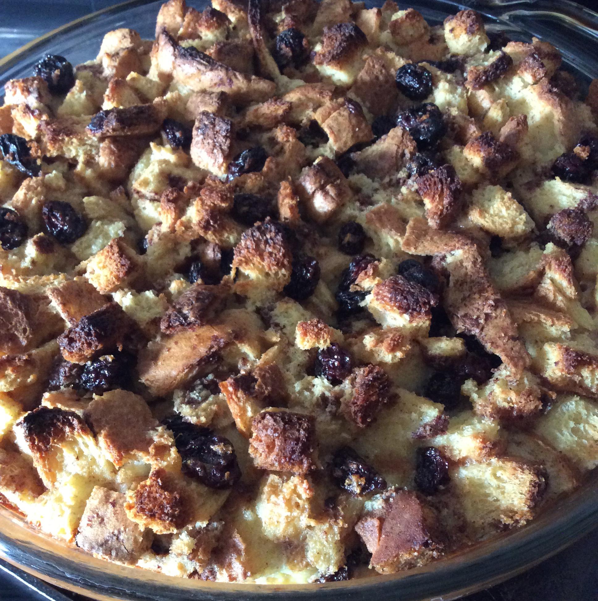 Bread Pudding I