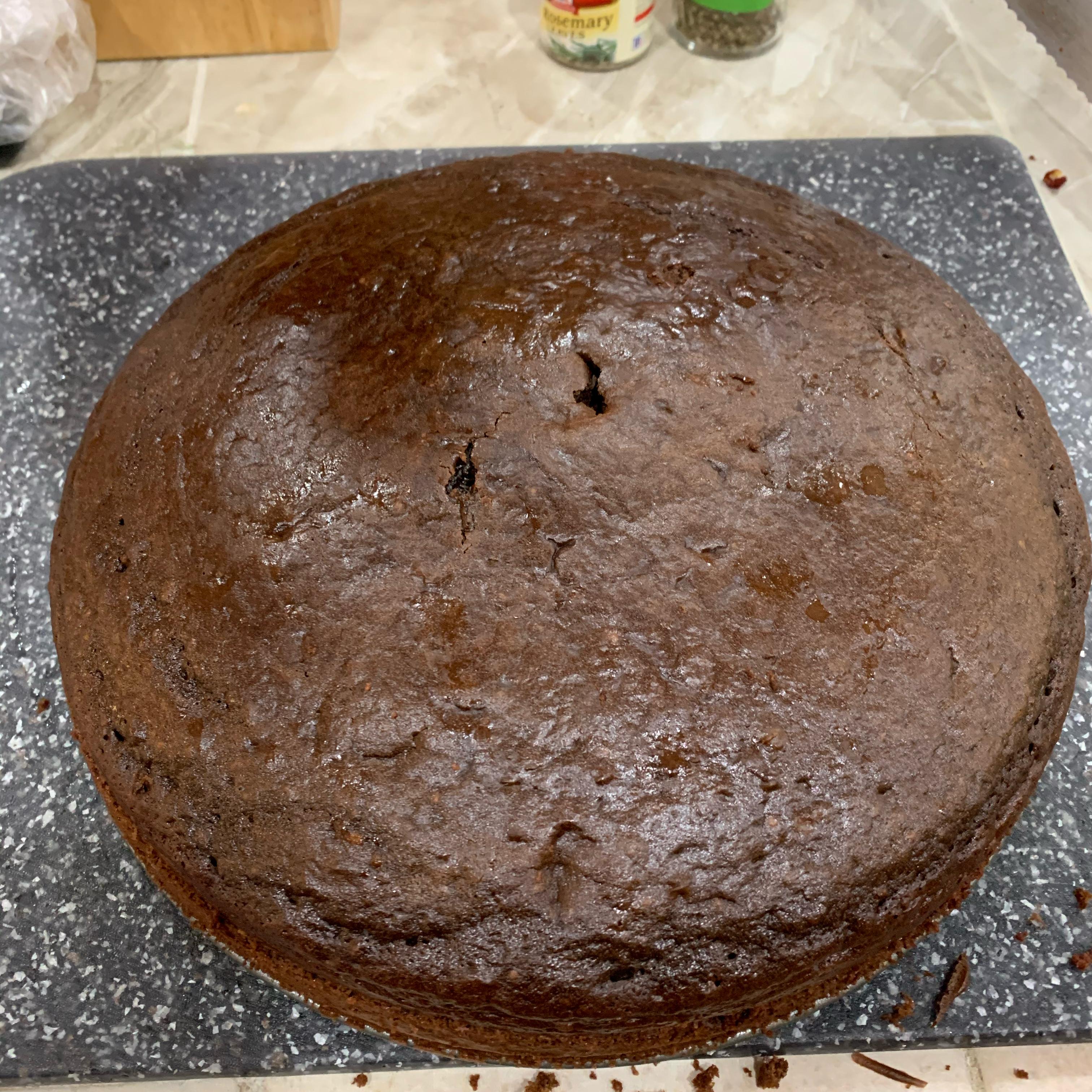 Fudge Cake Sanjiwani Rai