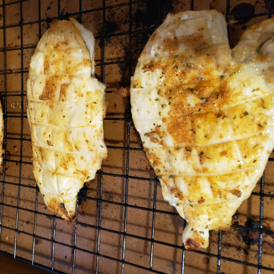 Simple Baked Chicken Breasts April Johnson Echevarria