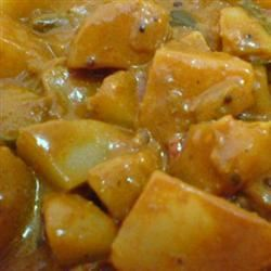 Delightful Indian Coconut Vegetarian Curry in the Slow Cooker Connie and David