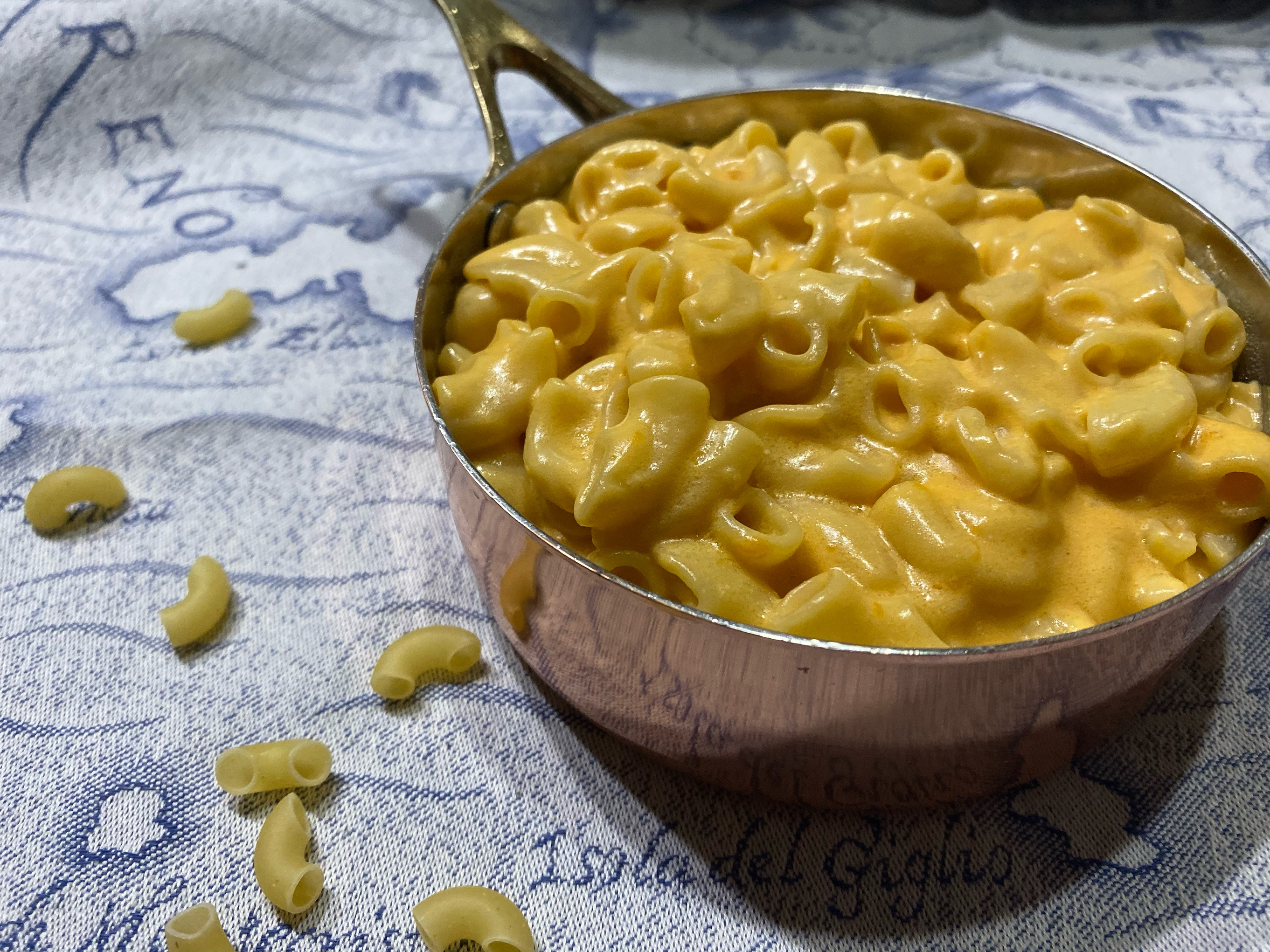 Macaroni and Cheese for One