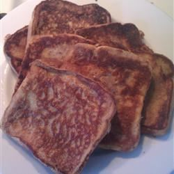 Peanut Butter French Toast