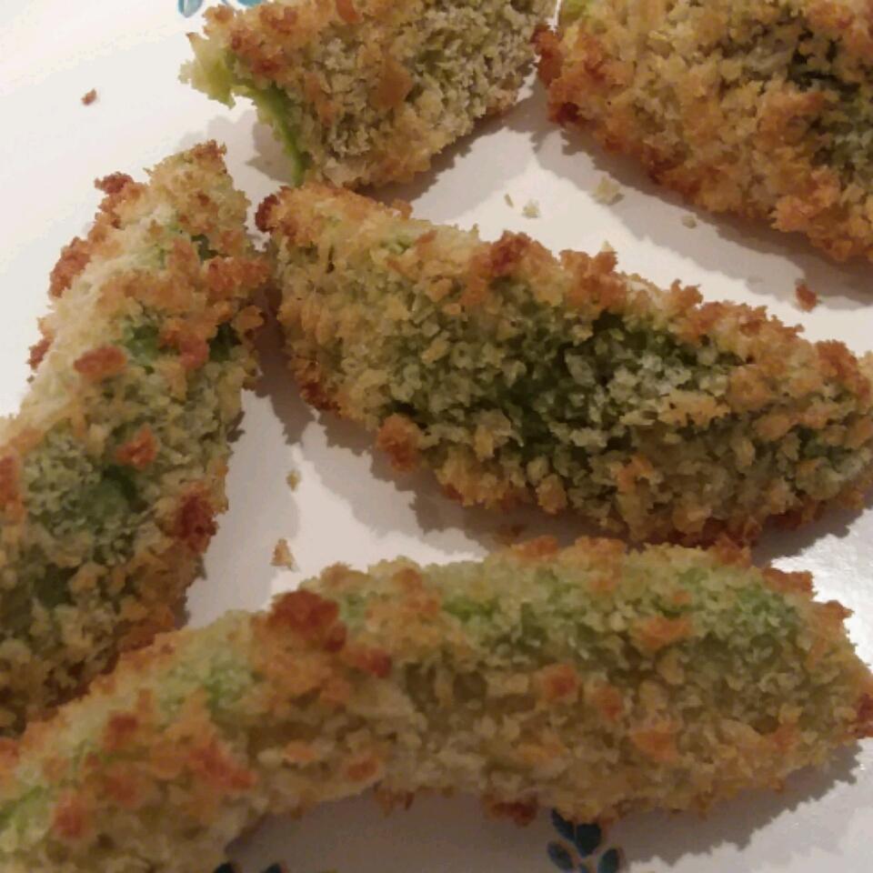 Air Fryer Avocado Fries Jules