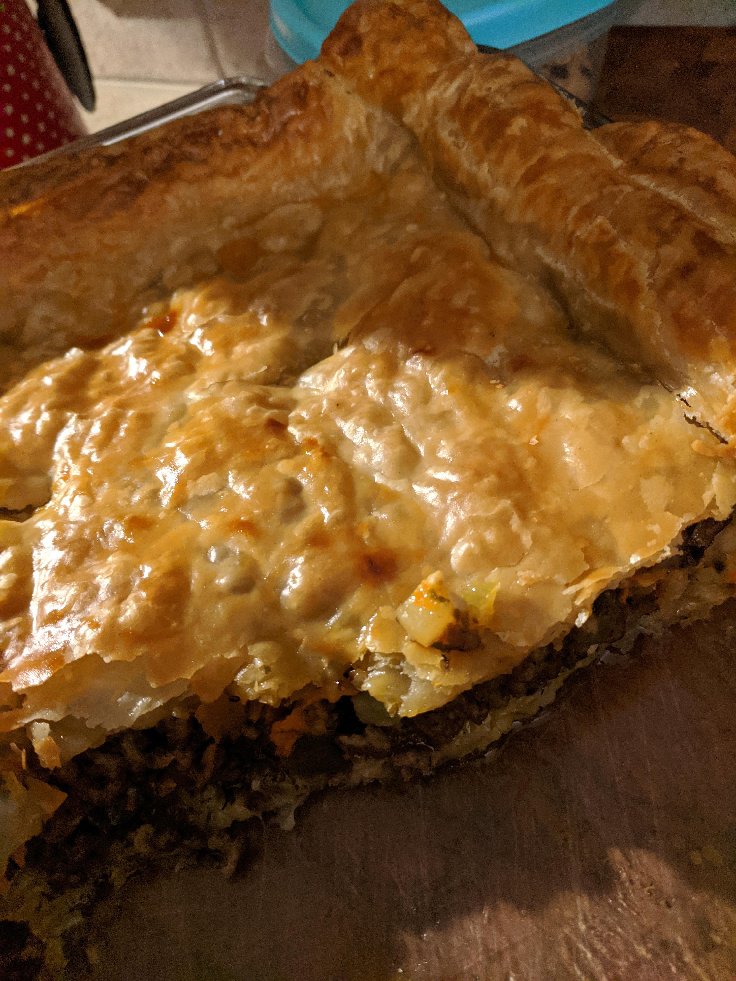 Meat Pie, Southern Version Eileen