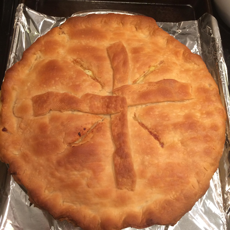 Pennsylvania Dutch Corn Pie jdwaller