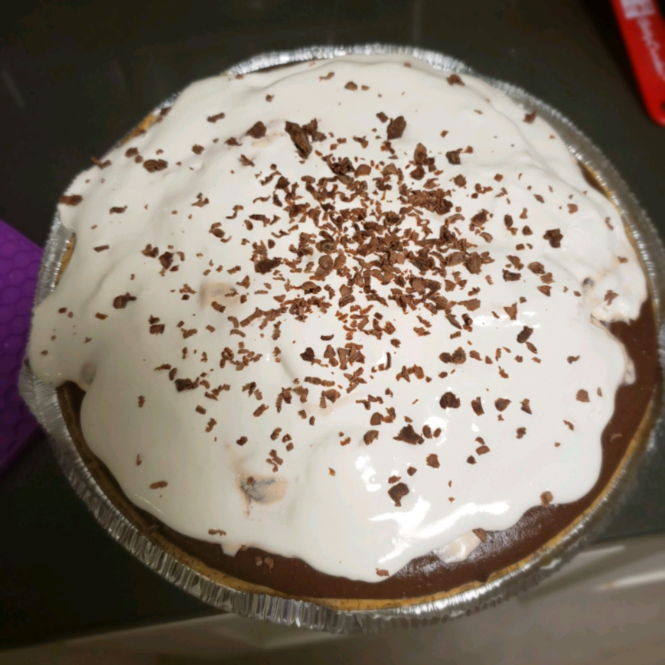 Mom's Secret Chocolate Pie Recipe