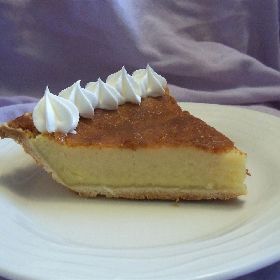 Buttermilk Pie Rae