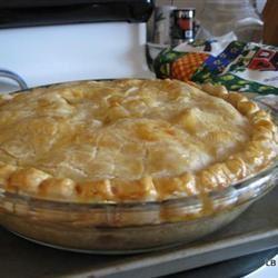 Sunday's Apple Pie