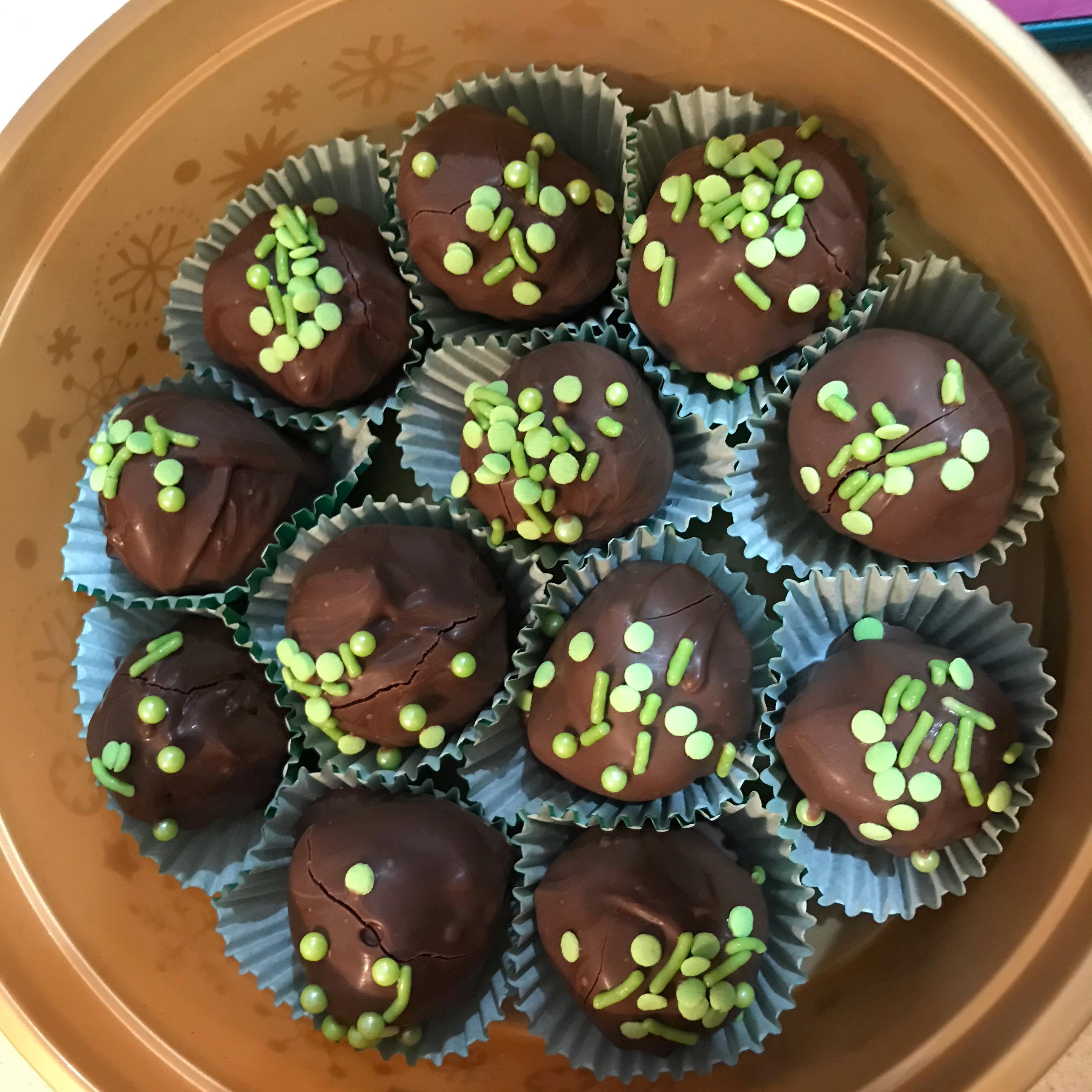 Ghirardelli® Dark Chocolate Truffles