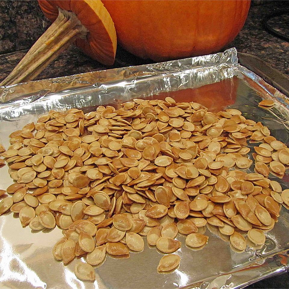Toasted Pumpkin Seeds Linda